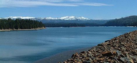 Reservoir for Union valley reservoir fishing